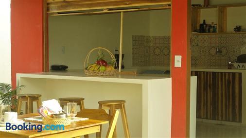 Pousada Sea Wind - Prea - Dining room