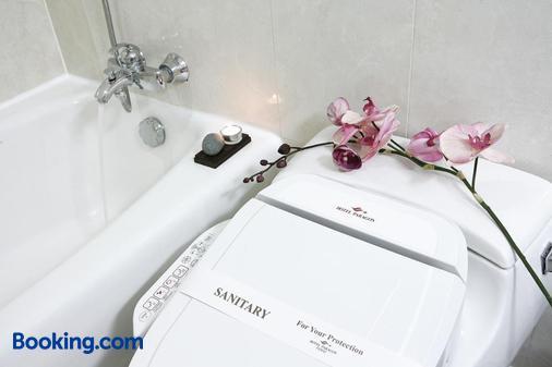 Hotel Paragon - Busan - Bathroom