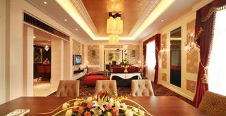 Sichuan Jinjiang Grand Hotel - צ'נגדו - לובי