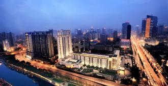 Sichuan Jinjiang Hotel - Chengdu - Vista del exterior