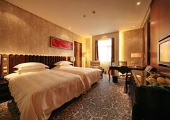 Jinjiang Hotel - Thành Đô - Phòng ngủ