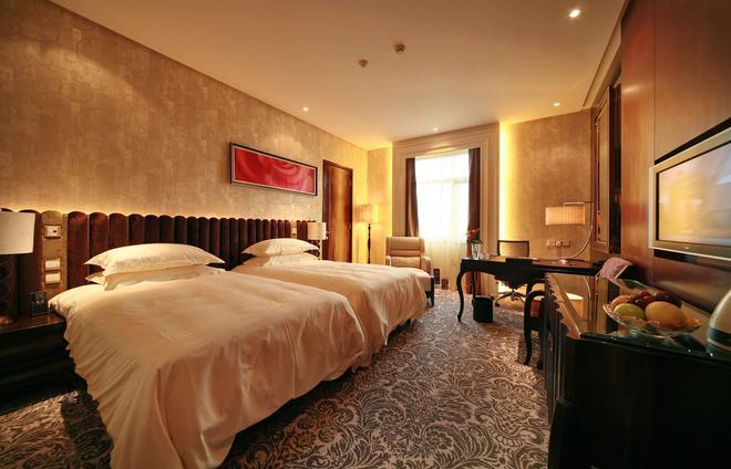 Jinjiang Hotel - Chengdu - Makuuhuone