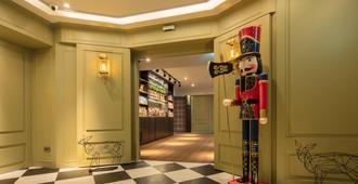 Urtrip Hotel - Taipéi - Lobby
