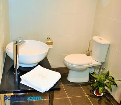 Four Saints Brig-Y-Don Hotel - Llandudno - Bathroom