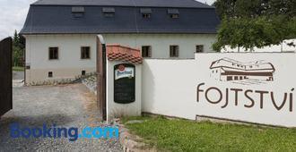 Penzion Fojtstvi - Olomouc - Building