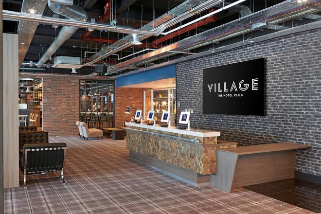 Village Hotel Edinburgh - Edinburgh - Hành lang