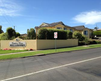 Hopkins House Motel & Apartments - Warrnambool - Building