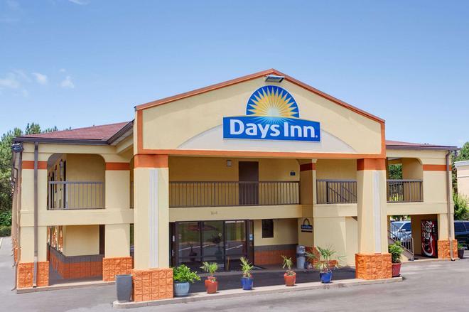 Days Inn by Wyndham Acworth - Acworth - Edifício