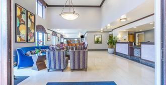 Holiday Inn Express San Diego-Sea World Area - סן דייגו - לובי