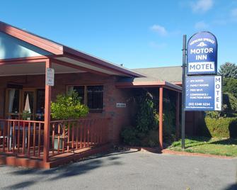 Hepburn Springs Motor Inn - Hepburn Springs - Κτίριο