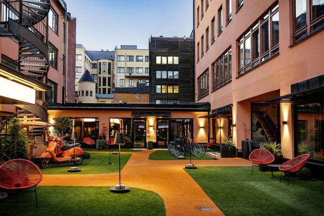 F6 Ascend Hotel Collection - Ελσίνκι - Κτίριο