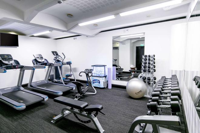 F6 Ascend Hotel Collection - Ελσίνκι - Γυμναστήριο