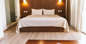 Du Lac Hotel - אגיוס ניקולאוס (כרתים) - חדר שינה