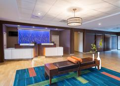Fairfield by Marriott Inn & Suites Uncasville Groton Area - Uncasville - Recepción