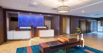 Fairfield by Marriott Inn & Suites Uncasville Groton Area - Uncasville - Front desk