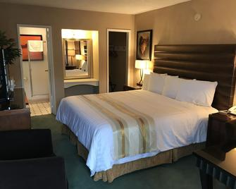 Discovery Inn - Grants Pass - Schlafzimmer