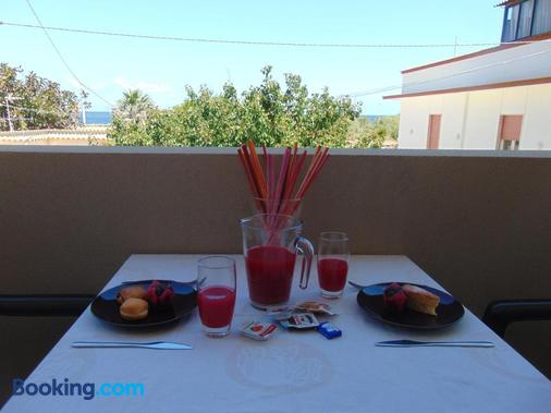 Residence Le Isole - Marsala - Ban công