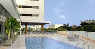 Hotel Estelar En Alto Prado - Barranquilla - Svømmebasseng