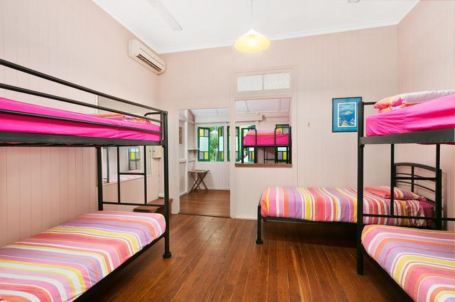 Dreamtime Travellers Rest - Cairns - Bedroom