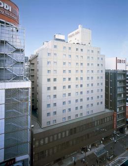 Shibuya Tokyu Rei Hotel - Tokyo - Building