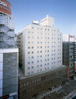 Shibuya Tokyu Rei Hotel - Tokio - Rakennus