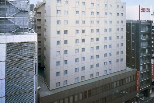 Shibuya Tokyu Rei Hotel - Τόκιο - Κτίριο