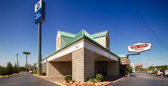 Best Western Heritage Inn - Chattanooga - Edificio