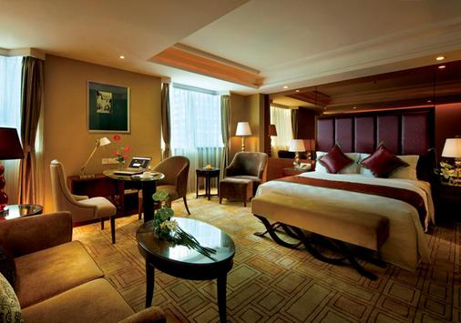 Chengdu Tianfu Sunshine Hotel - Thành Đô - Phòng ngủ