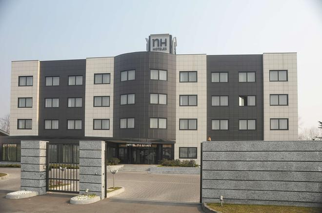 NH Linate - Milan - Building