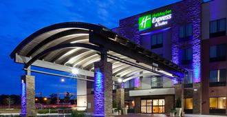 Holiday Inn Express & Suites Rochester West-Medical Center - Rochester - Bina