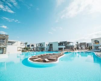 Ostria Resort & Spa - Ierápetra - Bazén