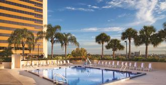 DoubleTree by Hilton Orlando Downtown - אורלנדו - בריכה