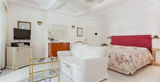 Hotel Casa Morgano - Capri - Slaapkamer