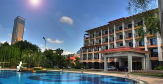 Nantong Wenfeng Hotel New Sanshui Bldg - Наньтун