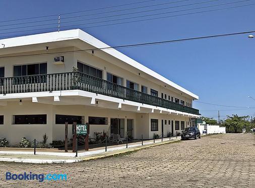 Hotel Residencial Itaicy - Iguape - Building