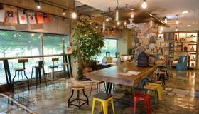 Hualien Wow Hostel - Hualien City - Restaurant