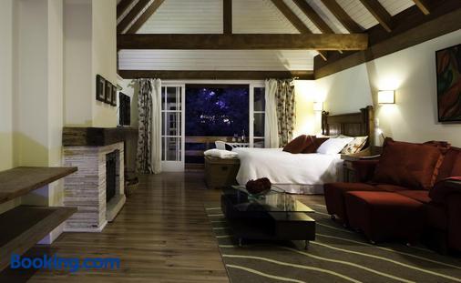 瓦蘭達德斯碧柔阿蘇精品酒店 - 格拉瑪多 - 臥室