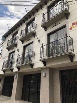 Hotel Bogota Inn Parkway - Bogotá - Building