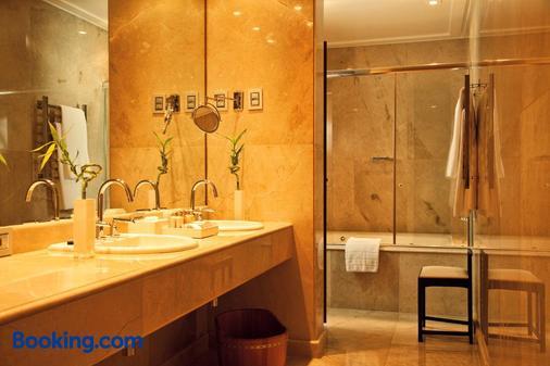 Grande Hotel Campos do Jordao - Campos do Jordão - Bathroom
