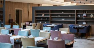 Extenso Hotel - Esmirna - Restaurante