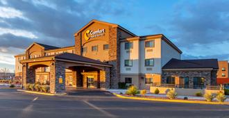 Comfort Inn & Suites Page At Lake Powell - Page - Edificio