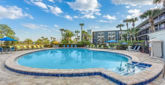 Days Inn by Wyndham Orlando Conv. Center/International Dr - אורלנדו - בריכה