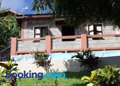 Samfi Gardens - Soufrière - Edifício