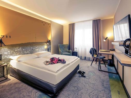 Mercure Hotel Stuttgart Zuffenhausen - Stuttgart - Makuuhuone