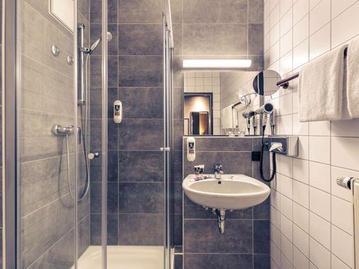 Mercure Hotel Stuttgart Zuffenhausen - Stuttgart - Kylpyhuone
