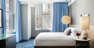 Kimpton Gray Hotel - Chicago - Bedroom