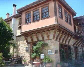 Oikia Alexandrou Traditional Inn - Arnea - Building