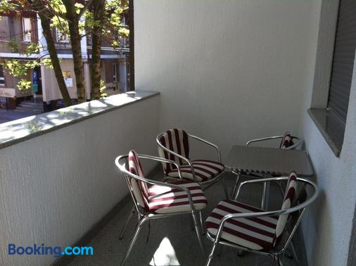 Garni Hotel Consul - Niš - Balcony