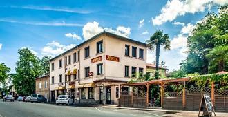 Hôtel Restaurant Atipyc - Marssac-sur-Tarn - Building
