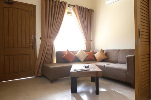 Dreamworld Resort, Hotel & Golf Course - Карачи - Гостиная